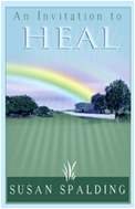 An Invitation to Heal Front Cover